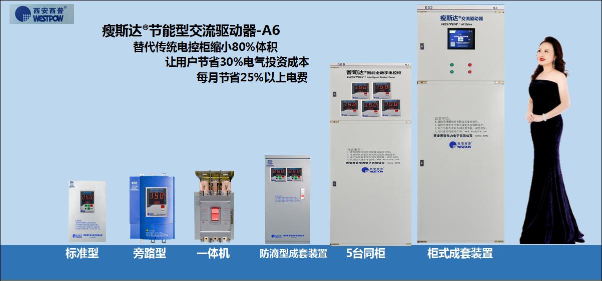 節能型交流驅動器-A6