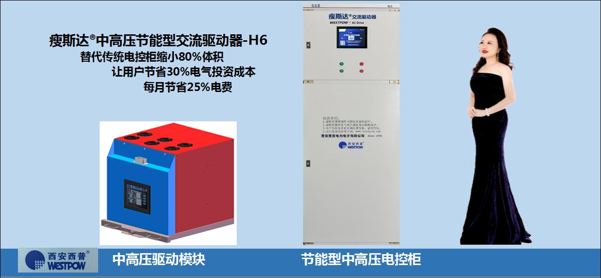 中高压节能型交流驱动器-H6