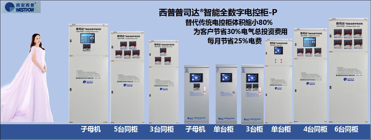節能電控柜 STR G+