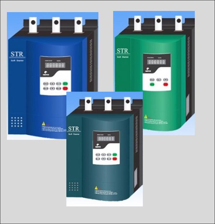 传统产品-传统电机软启动器STR